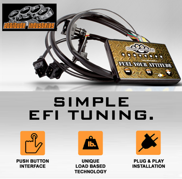 Attitude Box GEN 3 Simple EFI Tuning